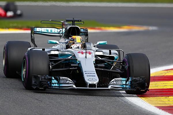 F1 La clave por la que Hamilton logró ganar en Spa