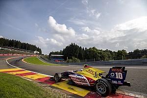 GP3 Crónica de Carrera Alesi vuelve a ganar la carrera del domingo de la GP3 en Spa