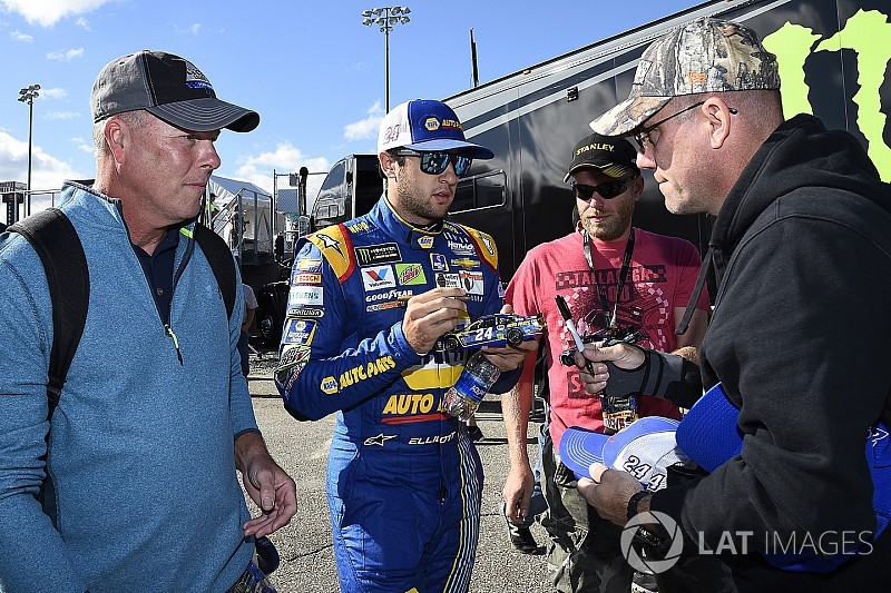 Opinion: Nothing's perfect, but NASCAR is still worth following