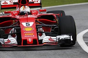 Formula 1 Practice report FP2 GP Malaysia: Kecelakaan Grosjean akhiri sesi, Vettel tercepat