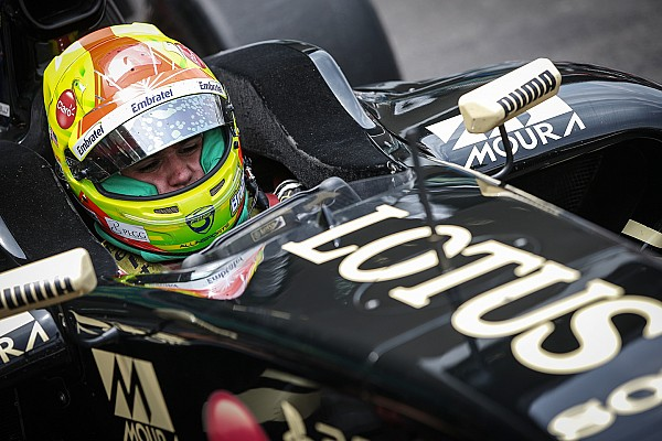 Formula V8 3.5 Mexico F3.5: Fittipaldi doubles up with Race 2 pole