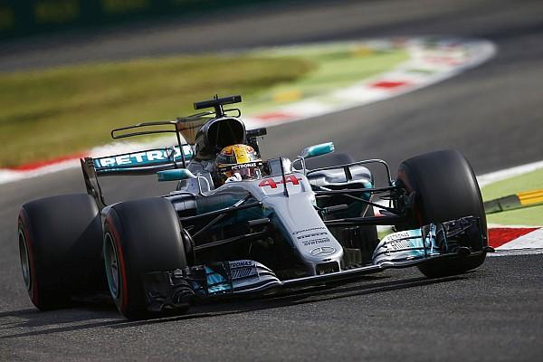 Formel 1 2017 in Monza: Ergebnis, 1. Training