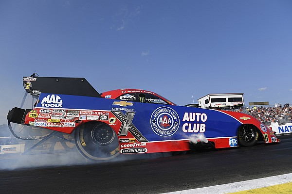 NHRA Preview Will the Countdown conundrums continue in Reading?