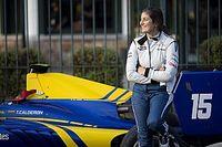 """كالديرون تسجّل مشاركتها الأولى في """"فورمولا في8 3.5"""" في البحرين"""