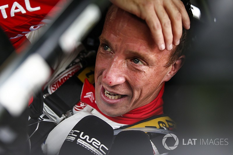 Citroen keeps Meeke on board for Rally Spain