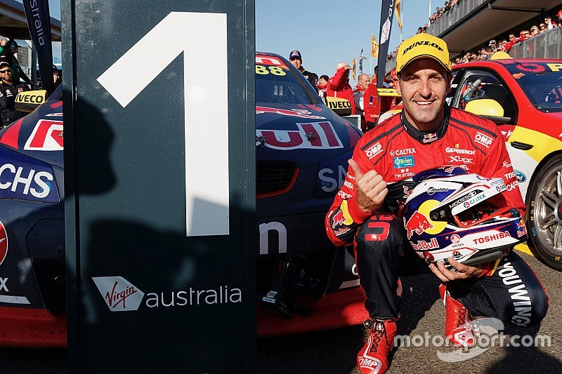 Le record pour Jamie Whincup