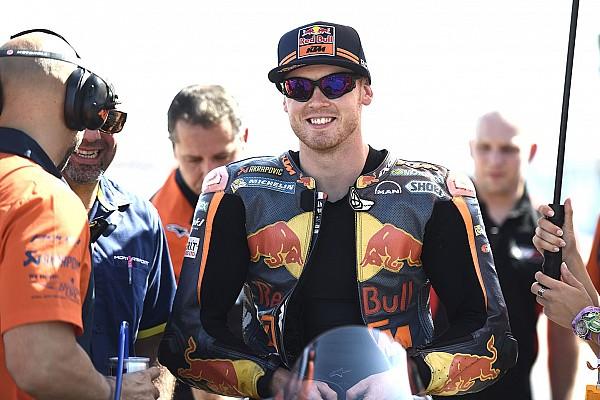 Smith: KTM 2018 announcement solves