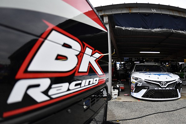 BK Racing files for bankruptcy, retains NASCAR charter for now