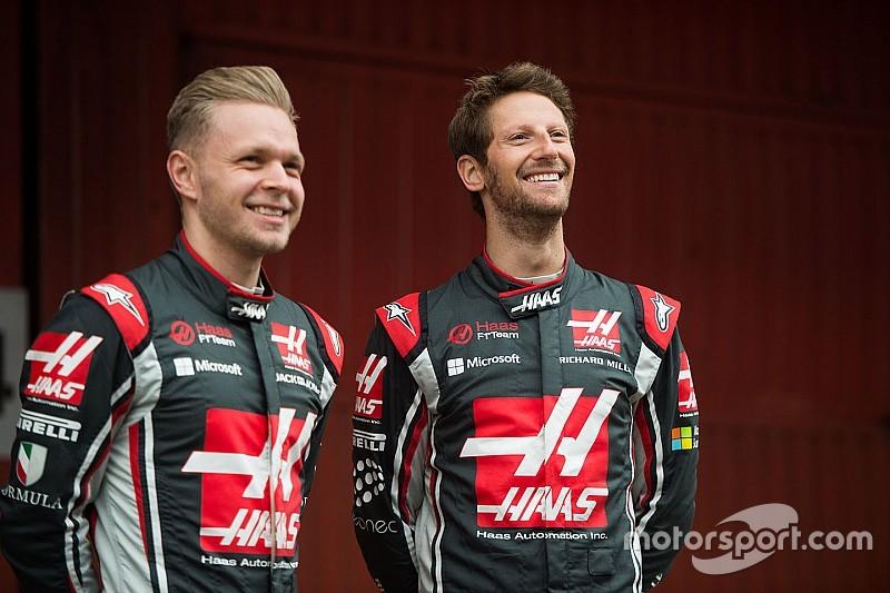 """Haas : Magnussen a empêché Grosjean de devenir """"suffisant"""""""