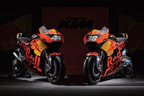 MotoGP KTM targets satellite MotoGP squad for 2018