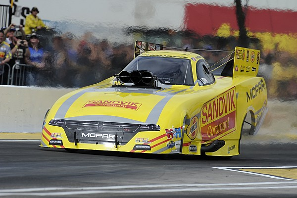 NHRA Race report Hagan and Pritchett go two-for-two in Arizona