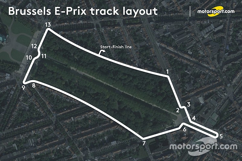Brussels Formula E track will be a hit, predicts Tung