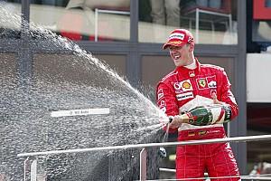 F1 速報ニュース 史上最高のフェラーリドライバーはシューマッハー。ファン投票で決定