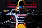 Battu en qualifications, Ricciardo