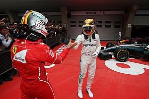 Fórmula 1 Noticias Vídeo: el duelo numérico entre Hamilton y Vettel en 2017