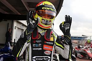 F3 Europe Relato da corrida Norris vence primeira da F3 em 2017; Piquet é 9º