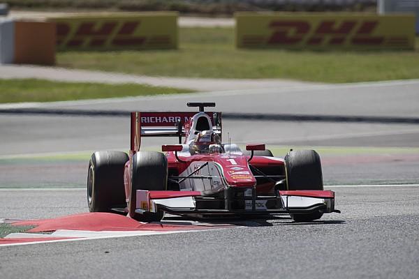 FIA F2 Yarış raporu Barcelona F2: Leclerc bir kez daha kazandı