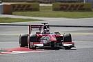 FIA F2 Ф2 у Барселоні: Леклер йде у відрив