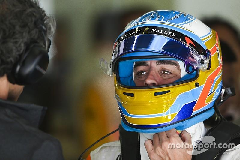 """Alonso: """"En recta nos resulta imposible adelantar y defendernos"""""""
