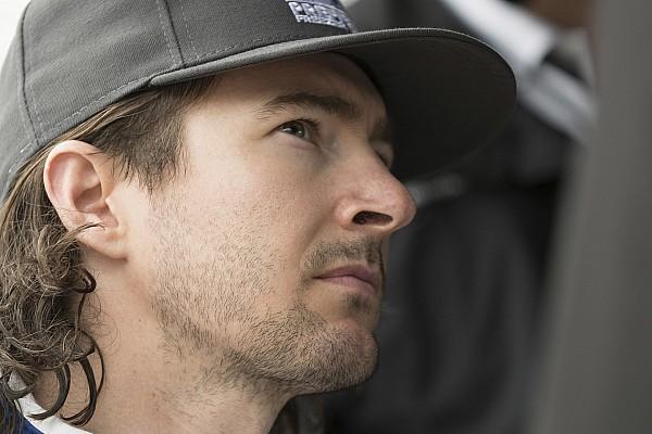 IndyCar Hildebrand predice presión