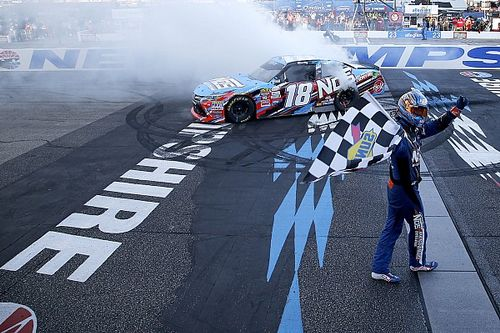 Kyle Busch to retire from Xfinity competition after reaching 100th win