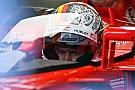 Vettel se mareó con el debut del 'escudo' en Silverstone