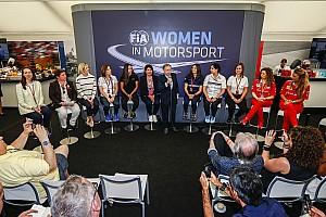 Algemeen Nieuws FIA start opleidingsprogramma voor vrouwelijk talent