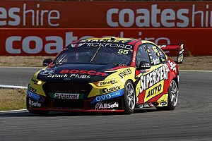 Supercars Race report Ipswich Supercars: Mostert holds on for Sunday win