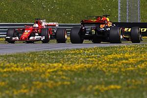 Formule 1 Diaporama GP d'Autriche - Les 25 meilleures photos de vendredi