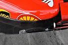 Formel 1 2017: Ferrari verstärkt den Unterboden am SF70H
