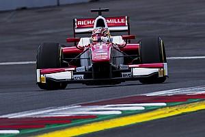 FIA F2 Reporte de calificación Quinta pole consecutiva de Leclerc en la Fórmula 2