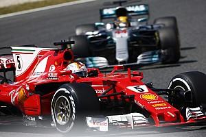 Formula 1 Yorum Yorum: 2017 F1 şampiyonluğu için favori, hızlı Mercedes'e rağmen Vettel
