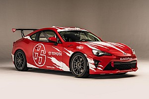 Automotive Breaking news Toyota 86 Cup car to make U.S. debut In Pirelli World Challenge