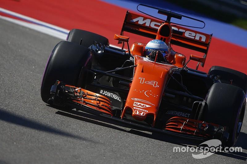 McLaren niega que tenga un acuerdo con Mercedes para sus motores