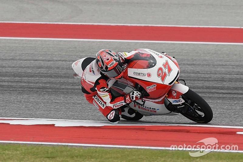 【Moto3】鳥羽海渡「セットアップを大幅変更。もっと良い走りできる」