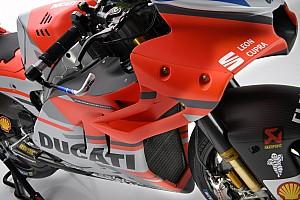 GALERI: Peluncuran Ducati Desmosedici GP18