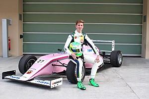El hijo de Ralf Schumacher debuta en los monoplazas