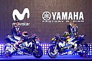 Yamaha unveils its 2018 MotoGP challenger