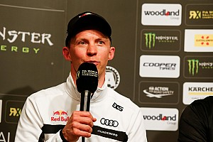 World Rallycross Breaking news Ekstrom stripped of Barcelona World RX victory