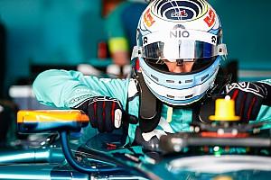 Formule E Actualités Filippi fait son retour chez NIO pour l'E-Prix de Berlin
