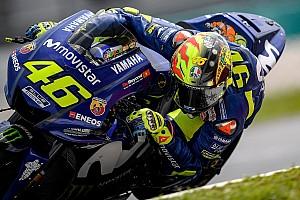 MotoGP Son dakika Rossi Yamaha'nın ortalamanın altında kaldığı testin ardından endişeli