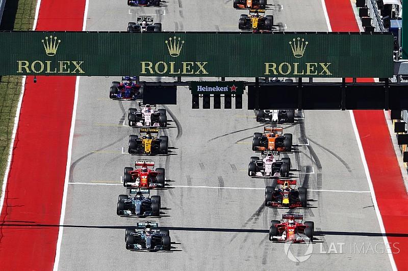 F1 avalia mudança na formação do grid das provas