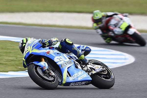 MotoGP Iannone: Austrália mostrou a todos que ainda sou forte