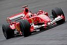 Formula 1 Le mitiche Ferrari di F.1: F2005, un flop per il divieto di cambio gomme?