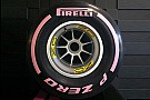 Formula 1 Pirelli turns F1 tyres pink for United States GP