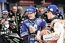 MotoGP Marquez voor Viñales in natte warm-up GP Australië