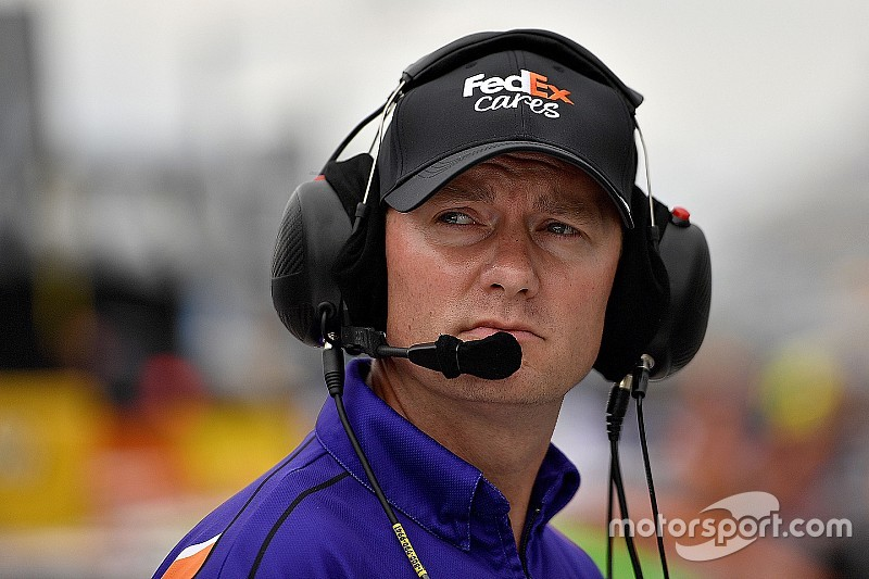 Mike Wheeler joins LFR as crew chief for Matt DiBenedetto