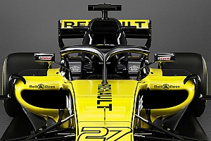 Stop/Go Livefeed Videón a Renault F1 Team 2018-as autója