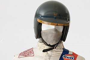 Vintage Special feature How a $336,000 race suit was almost scrapped