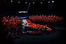 Formula 1 Ferrari SF71H show: passo più lungo inclinando le sospensioni